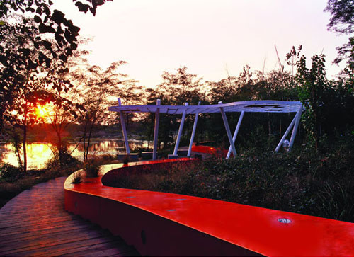red-ribbon-tanghe-river-park-china-1