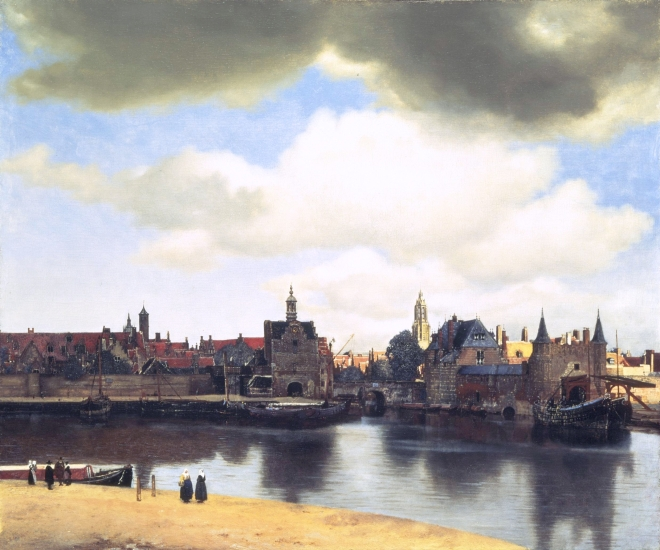 view-on-delft