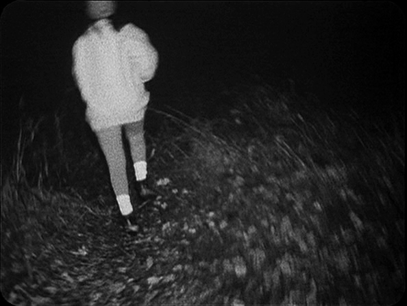 23.The Blair Witch Project Woods Scene 2